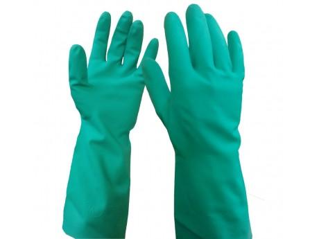 WarriCHEM Green Nitrile Glove - 0111WGN