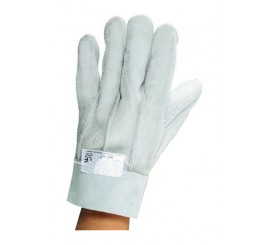 Warrior Chrome Leather Single Palm Glove - 0111CLS