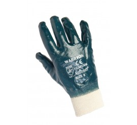 Warrior L/W Nitrile Gloves (Pack of 12) - 01PK11LNFCKW