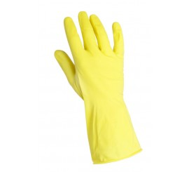 Warrior Yellow Household Glove - 0111YH