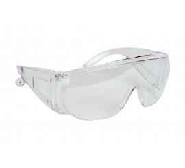 Warrior Clear Vistor Spectacles  - 0115CS