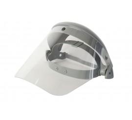 Face Shield Browguard/Clear Visor - 0115FS