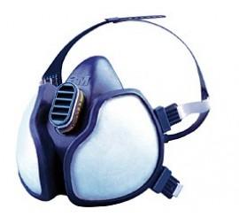 3M Face Masks FFABEK1P3D Reusable (Single) - 01164279