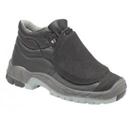 Black Metatarsal Boot FS333 - 0118MET