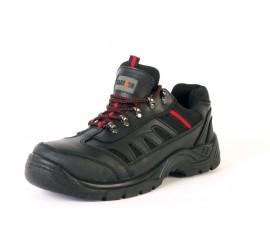 Warrior Black Trainer Style Shoe - 0118MMS3