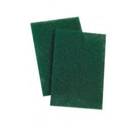 "9"" x 6"" Green Scotchbrite Pads (Singles) - 0122H20"