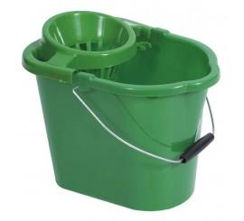 Plastic Mop Bucket - 0124D3