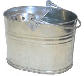 Galvanised Mop Bucket - 0124D4