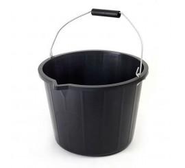 Black Builders Bucket - 0124D5B