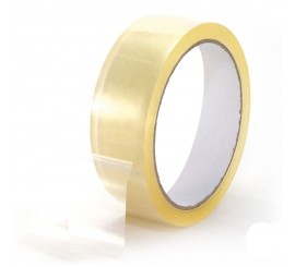 """1"""" Clear Poly Tape - 012619"""