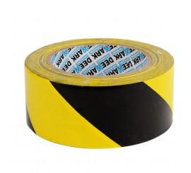50mm Black & Yellow Tape - 0126AHT