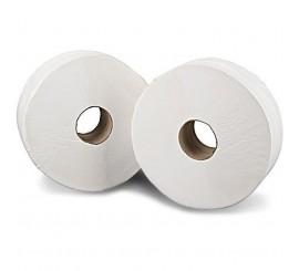 "X 6 Jumbo Toilet Roll 3""Core - 0126P08"