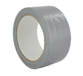 "Rolls 2"" Silver Cloth Tape - 0126S2"