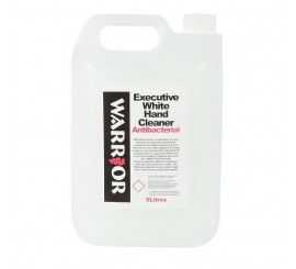 White Anti-Bacterial Soap 5 Litre - 019601/5