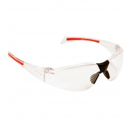JSP Stealth 8000 Clear Anti Mist Glasses - 01ASA790-151-300