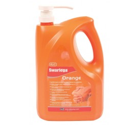 Deb Swarfega Orange 4L Pump - 01SOR4LMP