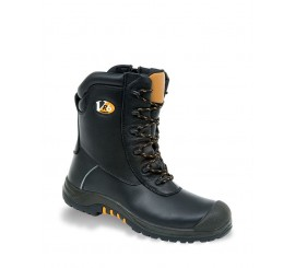 VR695 Leopard High Leg Boot - 01VR695