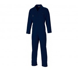 Dickies Navy Redhawk Economy Stud Front Overall - 01WD4819NV