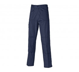 Dickies Navy Redhawk Mens Action Trousers - 01WD814N
