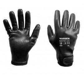 Warrior Full Dipped Foam Nitrile Glove - 0111WNCTL