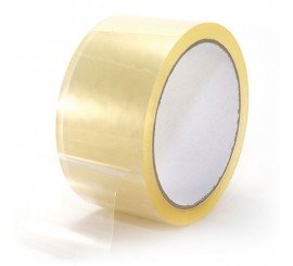 """2"""" Clear Poly Tape - 012621"""