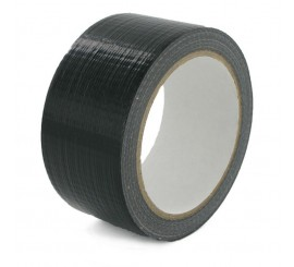 "2"" Black Cloth Tape - 012637"