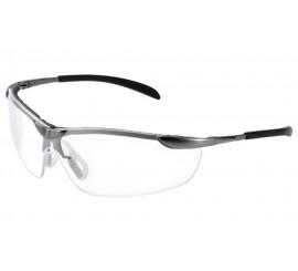 Univet 557 Grey Pc Clear As/Af Uv400 - 01557030000