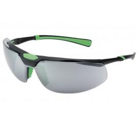 Univet 5x3 Matte Black/Green Pc Smoked - 015X3123502