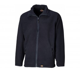 Dickies Navy Micro Fleece Jacket - 01JW84400