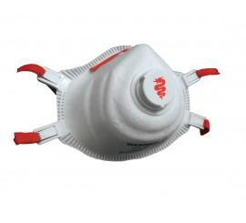 Warrior Respirator FFP3V Masks (Pack of 5) - 0116MMR3V