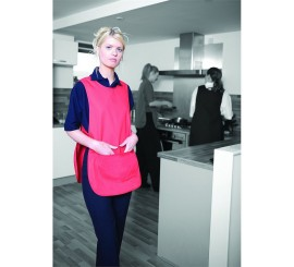 Warrior Tabard With Pocket Red - 01NWTA21RD