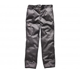 Dickies Grey Redhawk Super Work Trousers - 01WD884GY