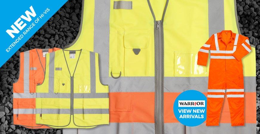 Warrior Hi Vis Workwear