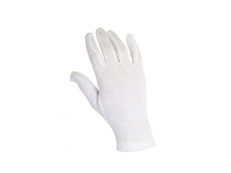 Warrior Small Bleached Cotton Glove - 0111CB