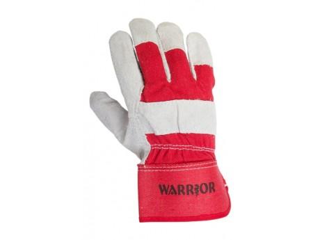 Warrior Grey Split Rigger Gloves (Pack of 12) - 01PK11RIGA