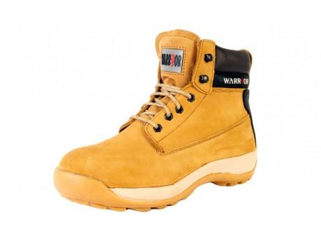 Warrior Honey Nubuck Trainer Boot - 0118MMB36