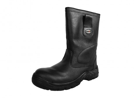 Warrior Waterproof Rigger Boot - 0118MMB41