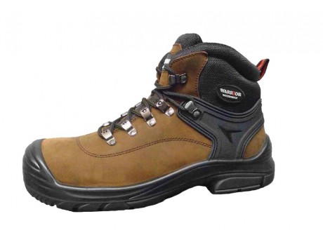 Warrior MMB44 Unisex Waterproof Hiker Boot - 0118MMB44