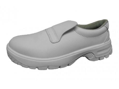 Warrior Hygiene Slip on Safety Shoe - 0118MMS42