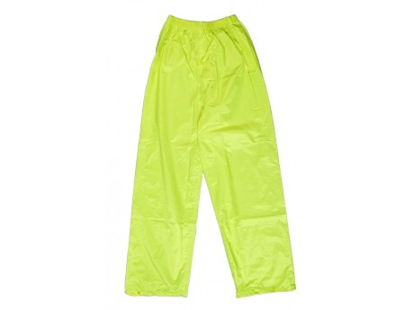Warrior PVC Trousers - Yellow - 0118NPTSY