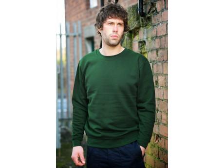 Warrior Classic Bottle Green Sweatshirt - 0118SSBG