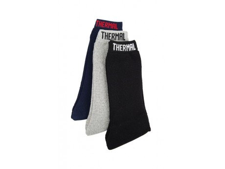 Thermal Socks (12 Pairs) - 0118TS