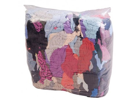 Coloured Towelling Rag - 0121CTR