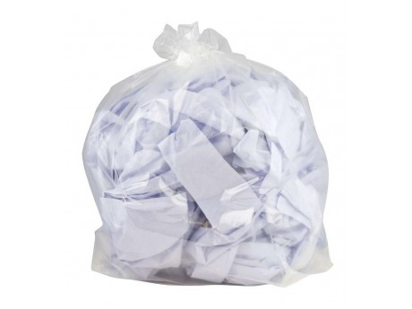 Clear Refuse Sacks (Pack of 200) - 0122H12/C