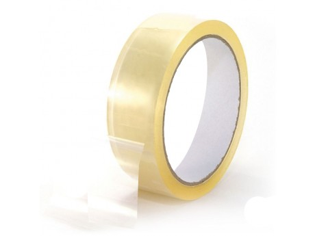 "1"" Clear Poly Tape - 012619"