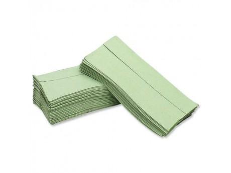 1 Ply Green C Fold Towels X 2880 - 0126P20