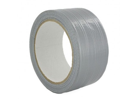 "Rolls 2"" Silver Cloth Tape - 0126S2"