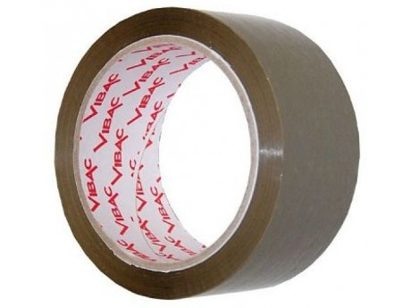 "Rolls 2""(50mm) Vibac Buff Tape - 0126VB"
