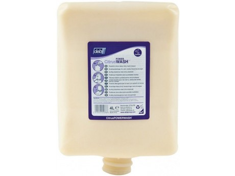 Deb 4ltrs Citrus Powerwash - 01CIT4LTR