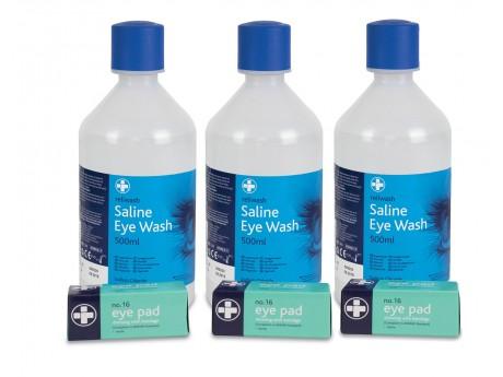 Eyewash Station Comes With Bottles - 01FEWS